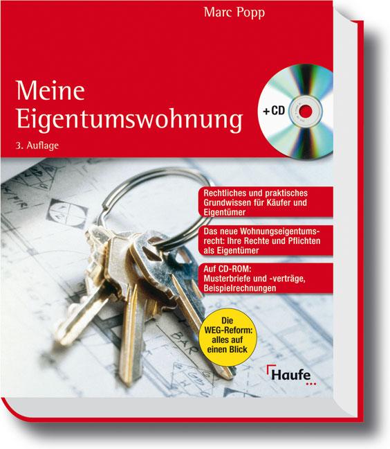Meine Eigentumswohnung, m. CD-ROM - Marc Popp