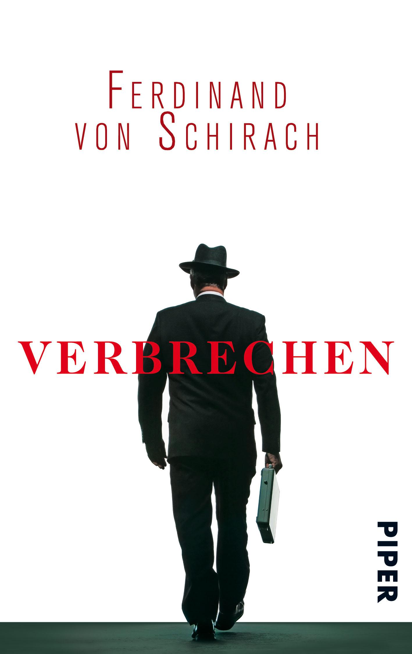 Verbrechen - Ferdinand von Schirach [Taschenbuch]