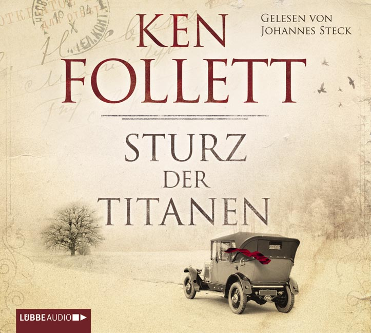 Sturz der Titanen - Ken Follett [12 CDs]