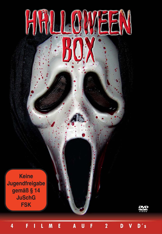 Halloween Box (4 Filme, 2 DVDs)