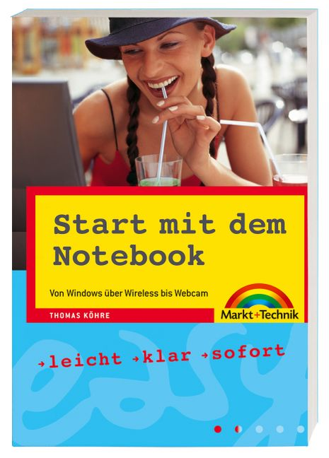 Start mit dem Notebook. Von Windows über Wirele...