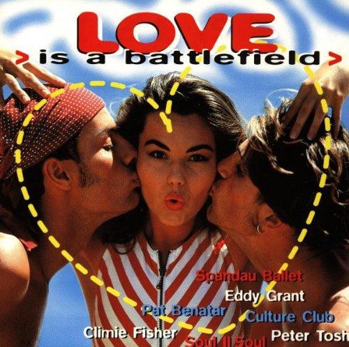 Various - Love Is a Battlefield