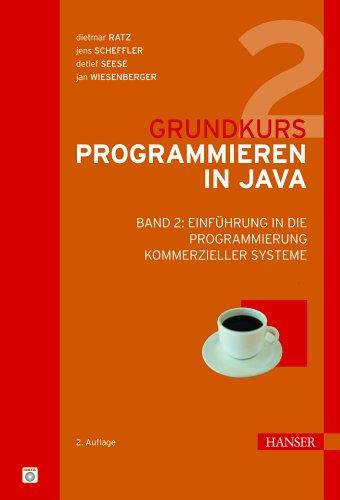 Grundkurs Programmieren in Java 2: Einführung i...