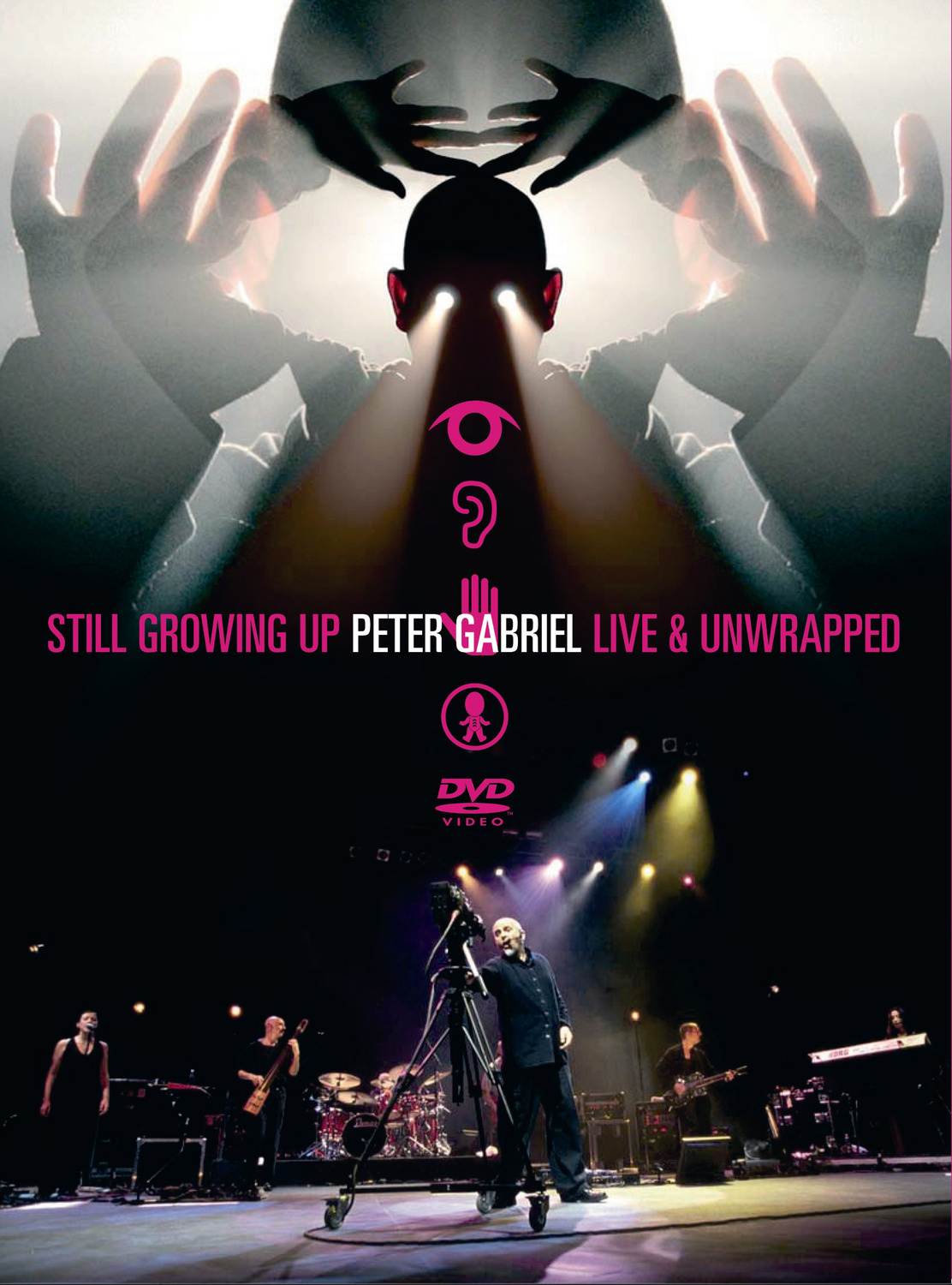 Peter Gabriel - Still Growing Up: Live & Unwrapped (2 DVDs)