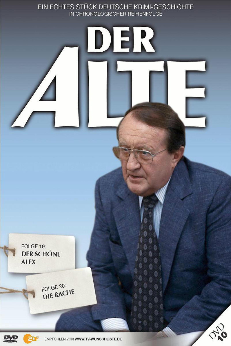 Der Alte - DVD 10