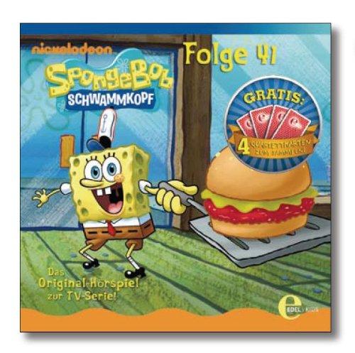 Spongebob Schwammkopf - (41)Hörspiel zur TV-Serie
