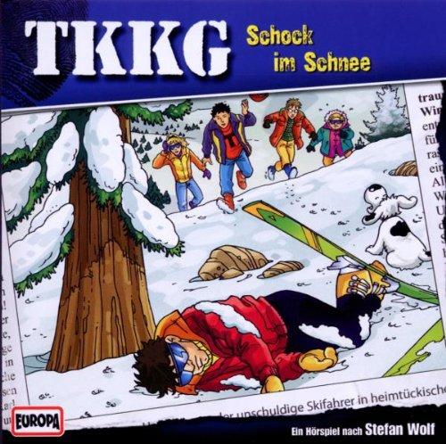 TKKG: Folge 170 - Schock im Schnee