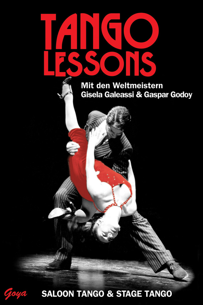 Tango Lessons, 1 DVD