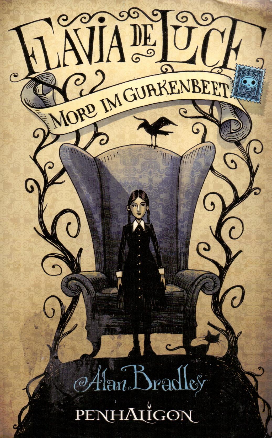 Flavia de Luce: Band 1 - Mord im Gurkenbeet - Alan Bradley [Taschenbuch]