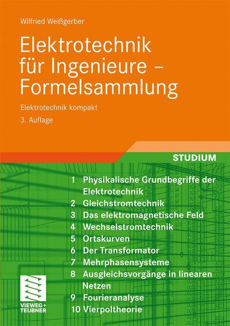 Elektrotechnik für Ingenieure - Formelsammlung:...