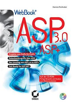 ASP 3.0 / ASP+ - Hannes Preishuber