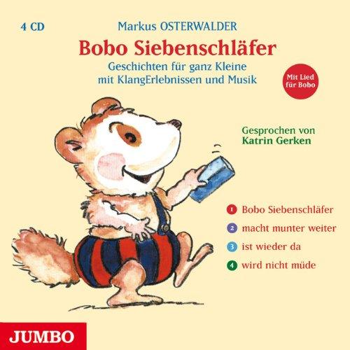 Bobo Siebenschläfer Gesamtausgabe: Mit Musik vo...