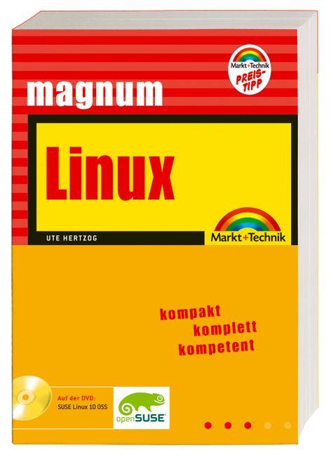 Linux Magnum - Ute Hertzog