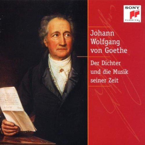 Various - Goethe Vol. 1 (Der Dichter und die Mu...