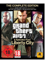 Grand Theft Auto IV - The Complete Edition