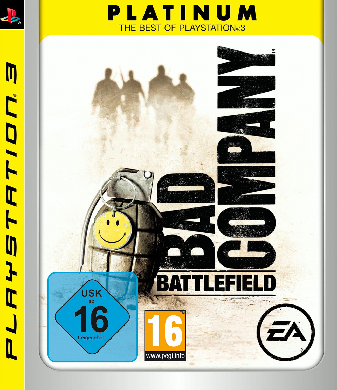 Battlefield Bad Company [Uncut, Platinum]