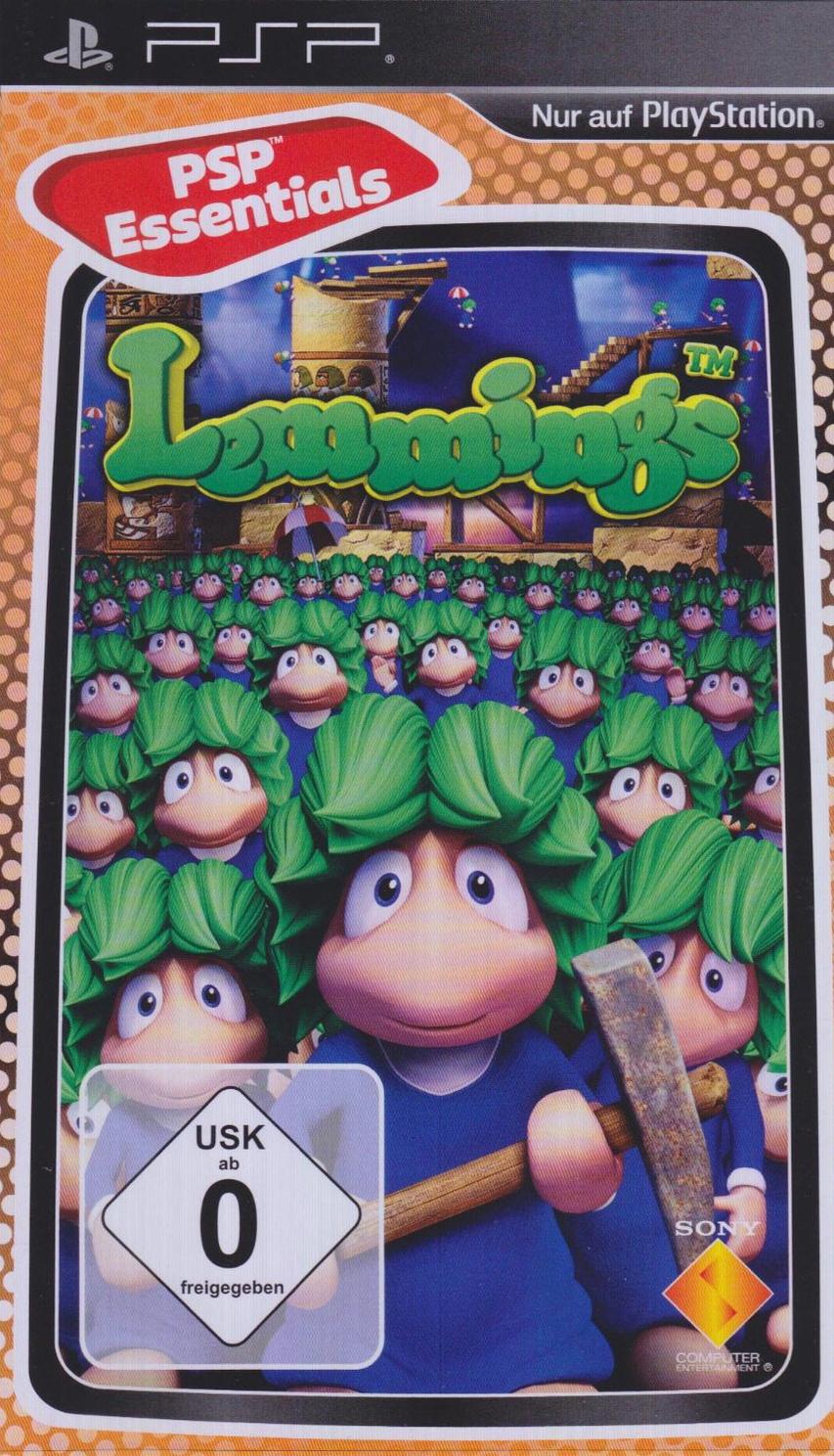 Lemmings [Essentials]