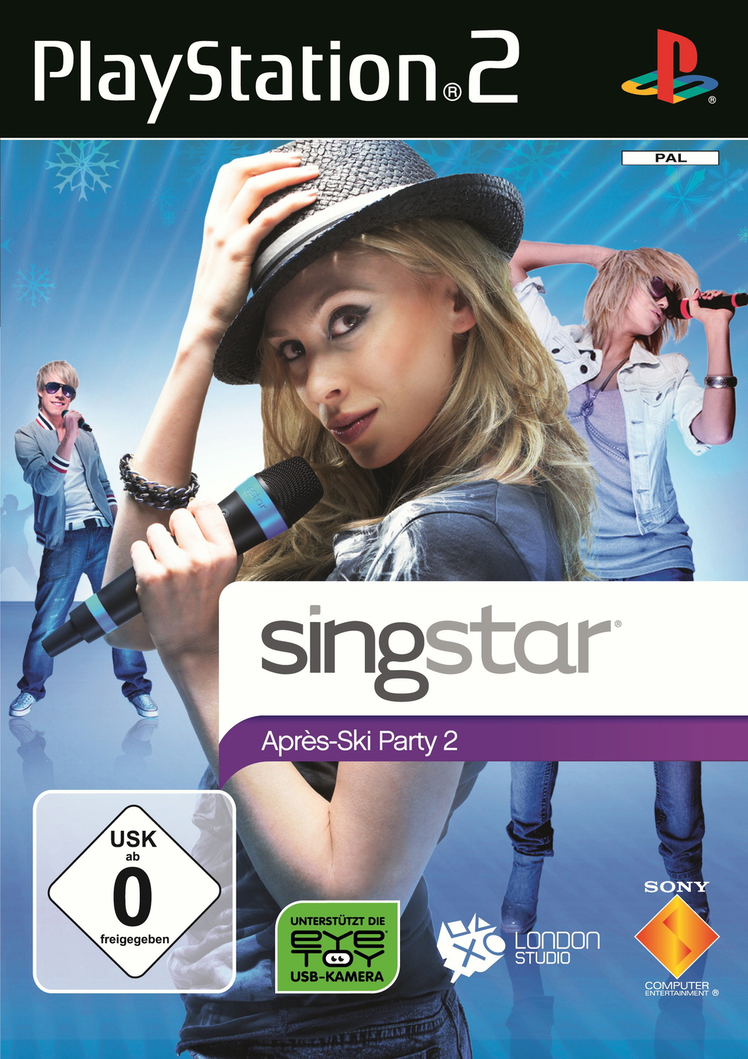 SingStar: Apres Ski Party 2 [nur Software]