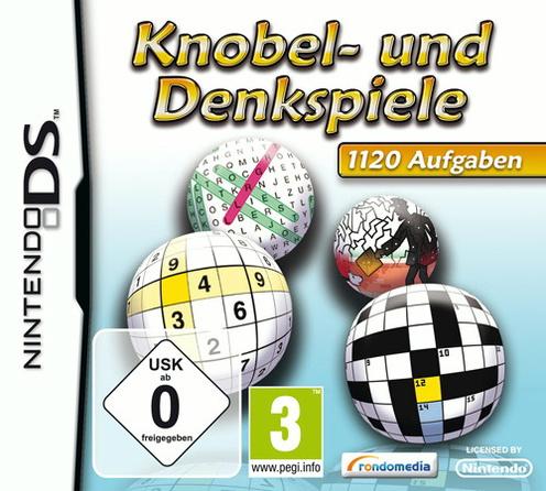 Knobel- & Denkspiele