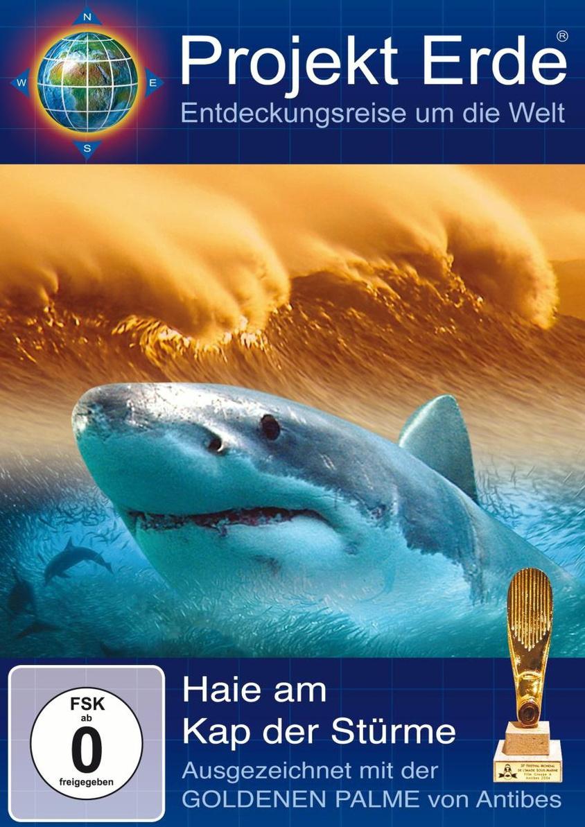 Projekt Erde: Haie am Kap der Stürme