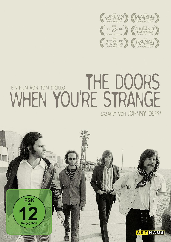 The Doors: When you´re strange