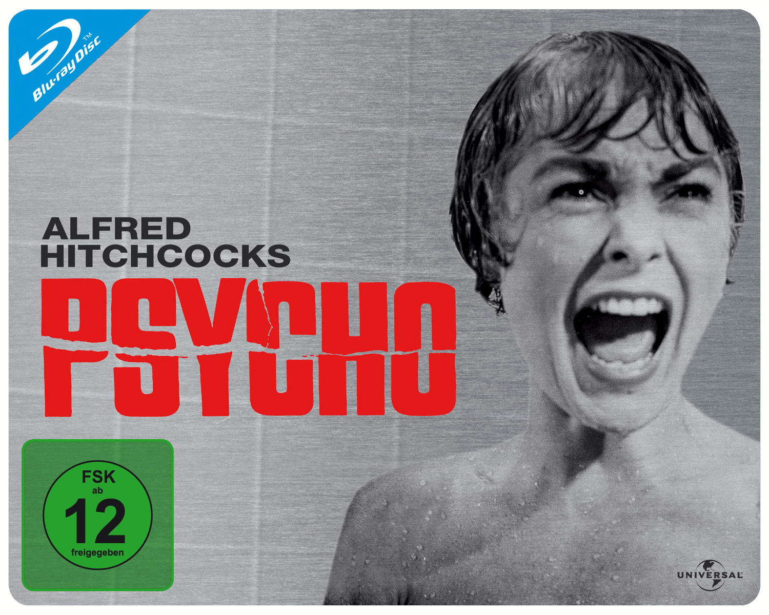 Psycho [Limited Steelbook]