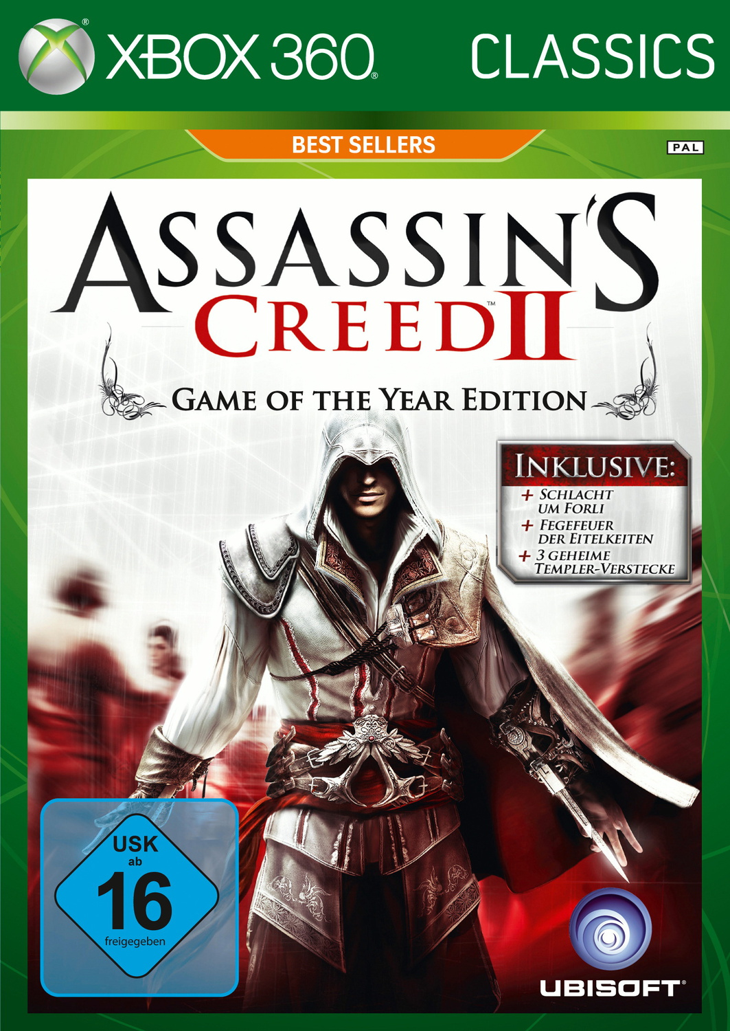 Assassin´s Creed II [Game of the Year, Classics]