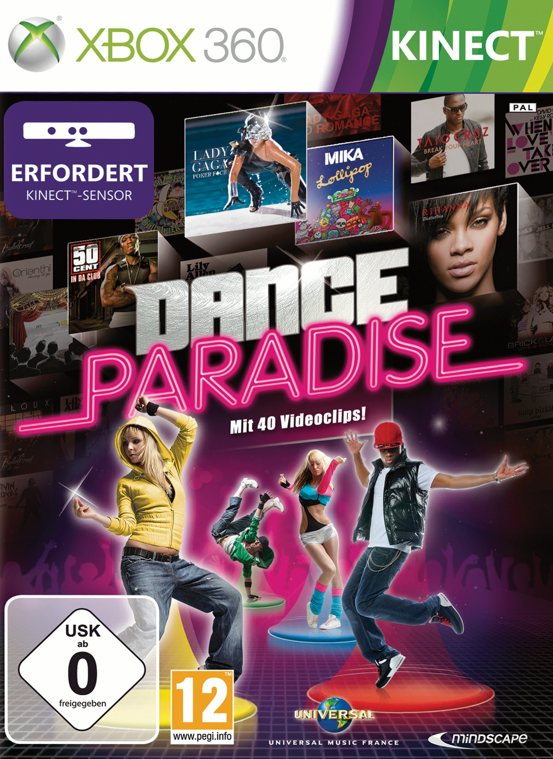 Dance Paradise [Kinect erforderlich]