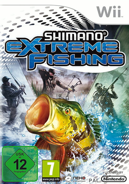 Extreme Fishing [inkl. Angel]