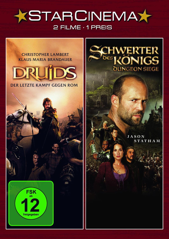 Druids - Der letzte Kampf gegen Rom + Schwerter...