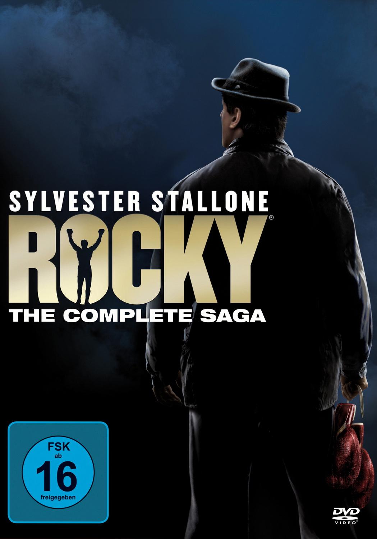 Rocky - The Complete Saga