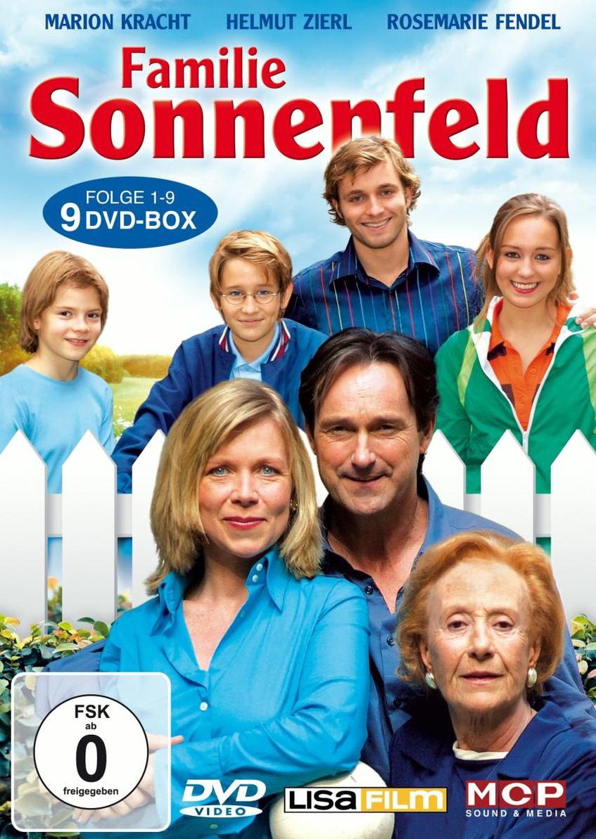 Familie Sonnenfeld - Folge 1-9