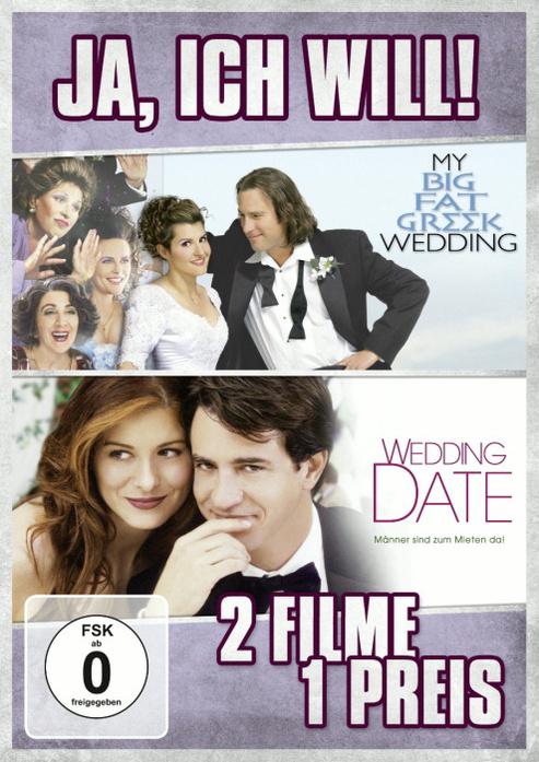 My Big Fat Greek Wedding / Wedding Date