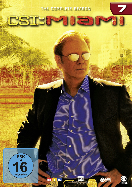 CSI: Miami Box Set Season 7 (complete)