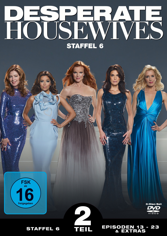 Desperate Housewives - Staffel 6 - Teil 2 [3 DVDs]