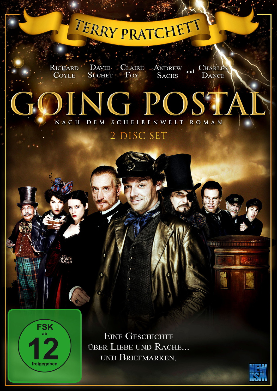Terry Pratchett´s Going Postal