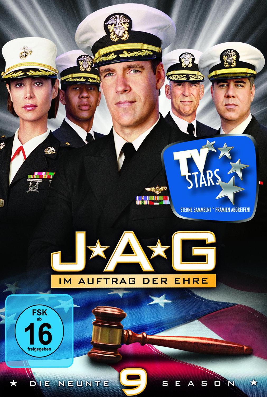 JAG: Im Auftrag der Ehre - Season 9