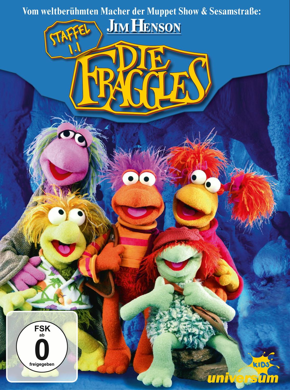 Die Fraggles - Staffel 1.1 (Neuauflage) Folge 1-12