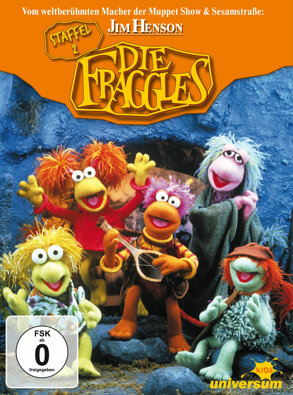 Die Fraggles - Staffel 2 Folge 25-48