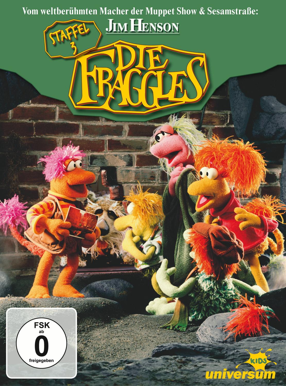 Die Fraggles - Staffel 3 Folge 49-70