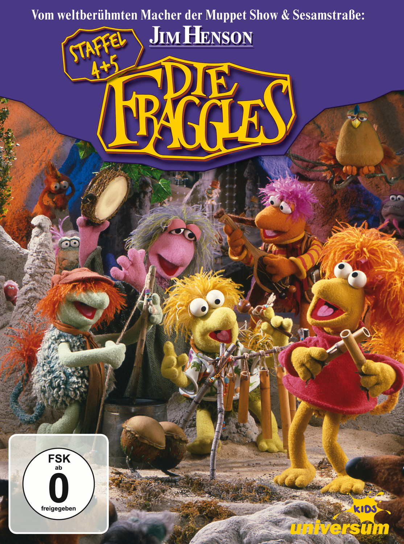 Die Fraggles Staffel 4&5 Folge 71-96
