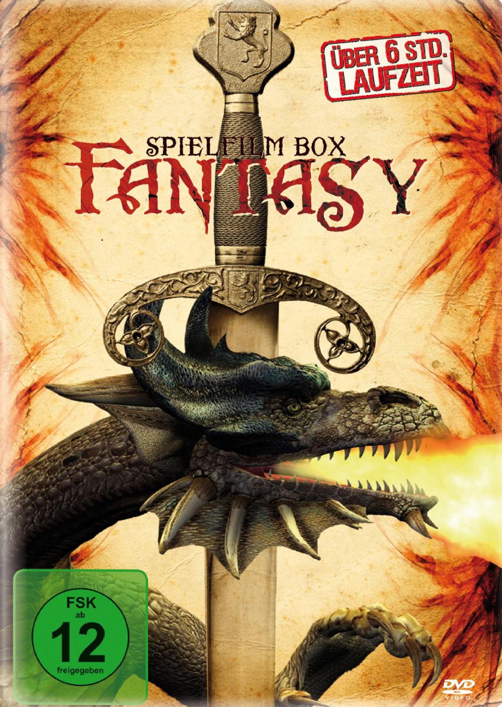 Fantasy Box (2 DVD Metallbox)