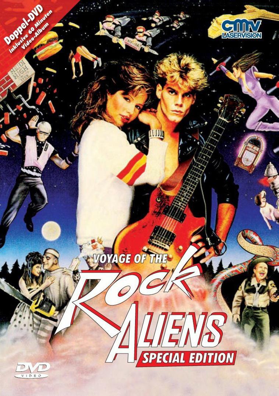 Voyage of the Rock Aliens - Special Edition