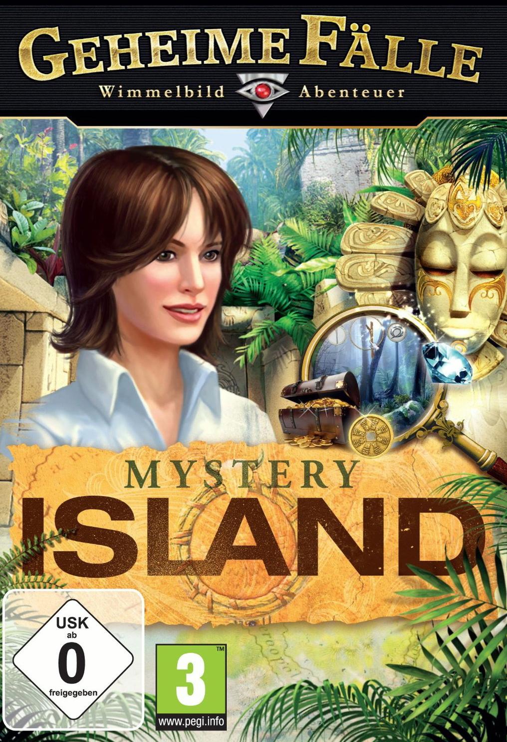 Geheime Fälle: Mystery Island