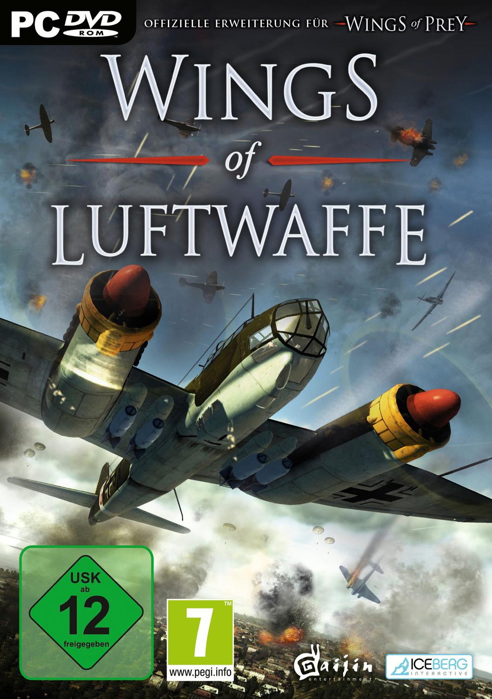 Wings of Luftwaffe [Wings of Prey AddOn]