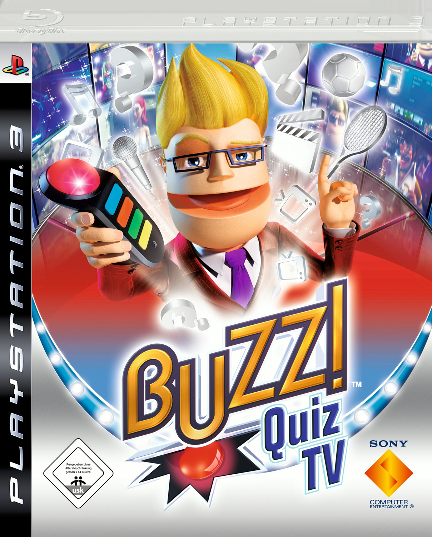 Buzz! Quiz TV [Standalone, ohne Buzzer]