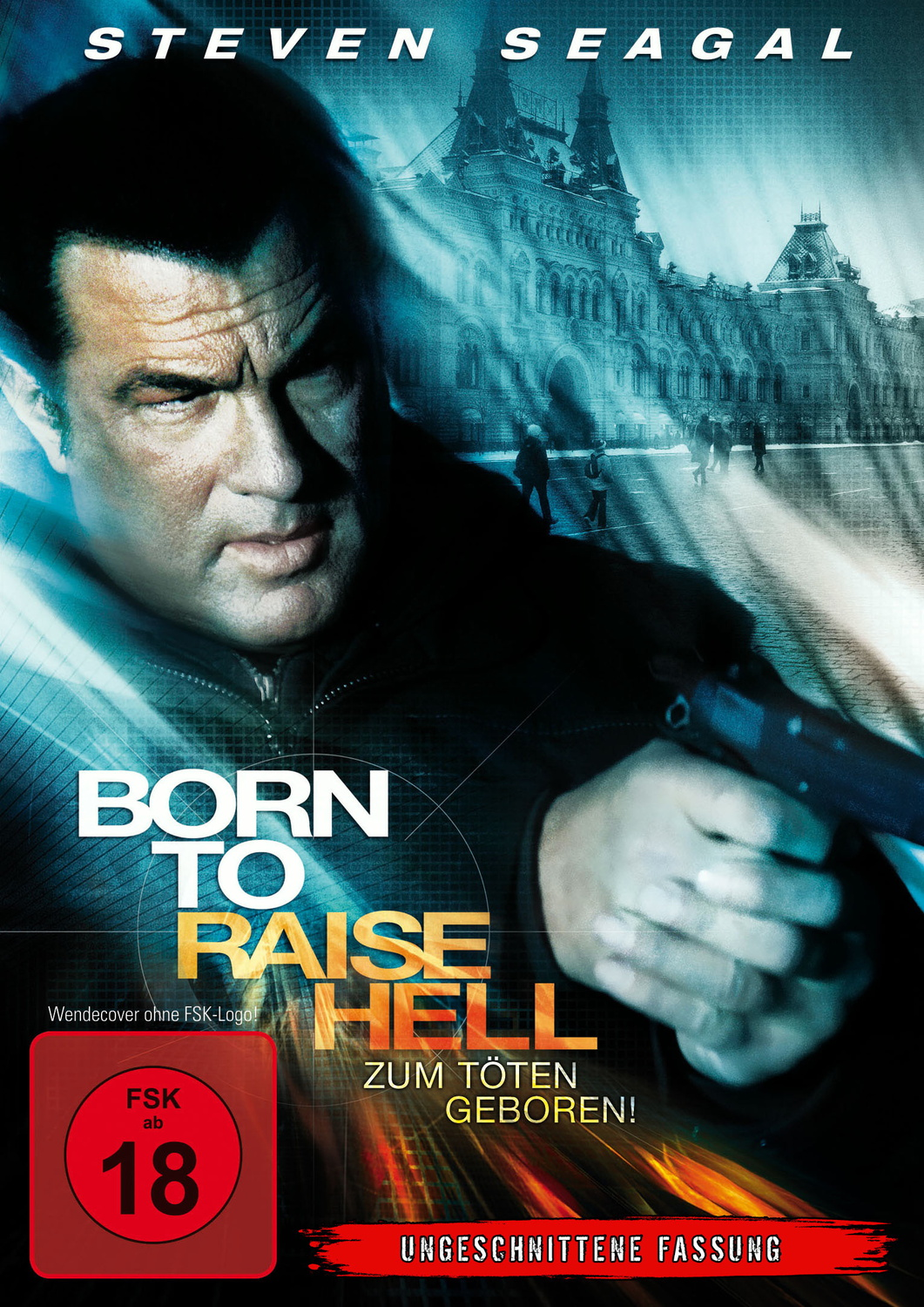 Born to Raise Hell -uncut-