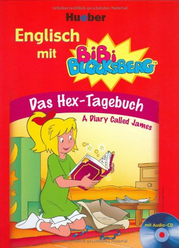 Englisch mit Bibi Blocksberg: Das Hex-Tagebuch - Vincent Andreas [inkl. CD]