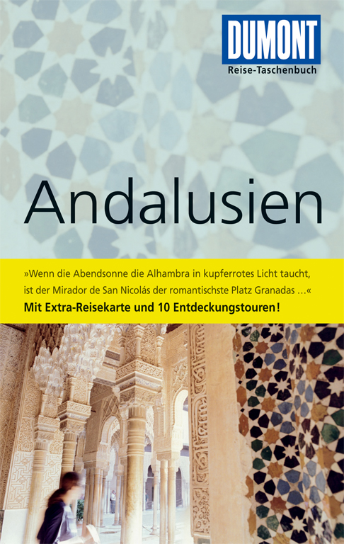 DUMONT Reise-Taschenbuch Andalusien: Sevilla. C...