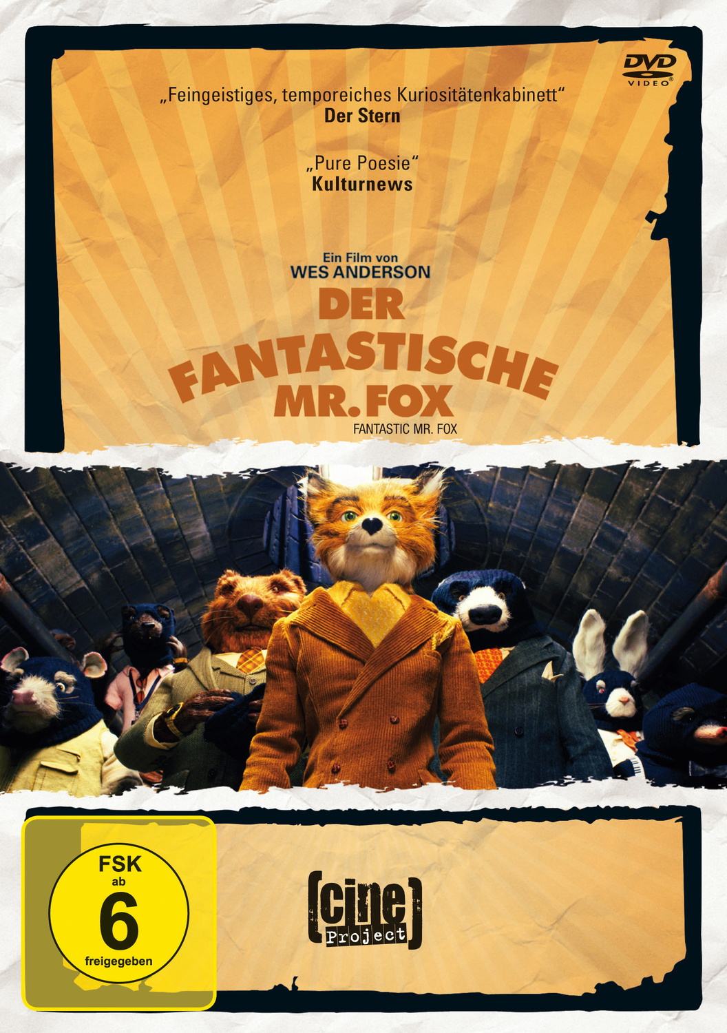 Der fantastische Mr. Fox (Cine Project)